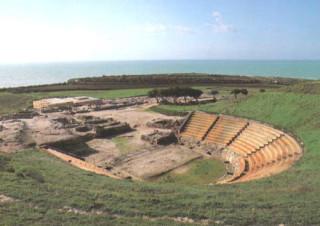 Teatro Greco di Eraclea Minoa